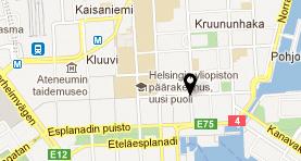 Frontpage Lux Helsinki